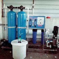 Industrial R.o. System