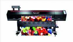 Eco Solvent Inkjet Printing Machine