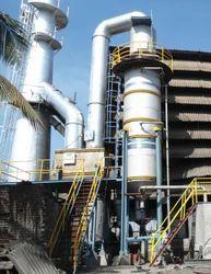 High Pressure Steam Boiler Wet Scrubber