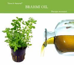 pukhraj herbals Extract Brahmi Oil, Bottle, Liquid
