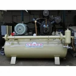 Two Stage Reciprocating type  Vacuum Pump