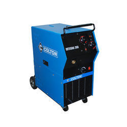 Colton Three Phase MIG Welding Machine with internal Wire Feeder, Model: INTEGRA 260