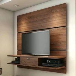 Brown TV Cabinet