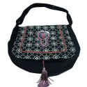 Ladies Designer Cotton Sling Bag