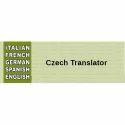 Czech Translation Service