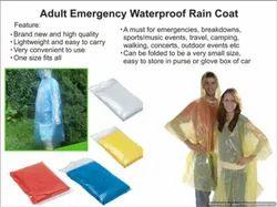 Emergency Rain Coat