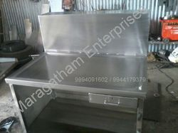 Working Table For Chicken Shop
