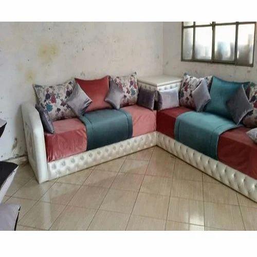L Shape Sofa Set Designs In Hyderabad