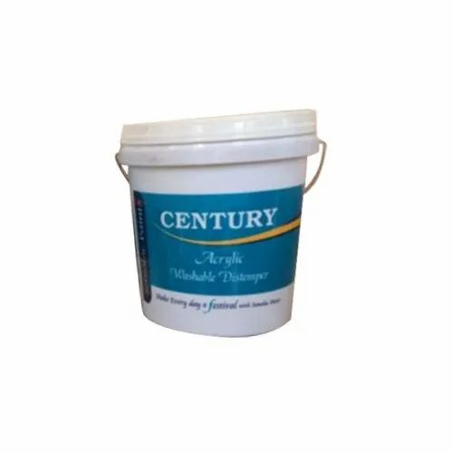 10kg Acrylic Washable Distemper Paint