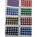 Cashmilon Check Fabric