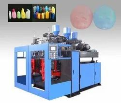 50 ML Double Blow Molding Machine