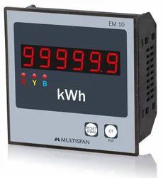 Multispan Energy Meter, EM 10