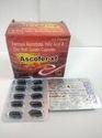 Ferrous Ascorbaten Folic Acid and Zine Soft Gelatin Capsules