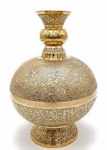 Handmade Brass Vases
