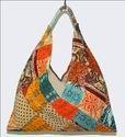 Vintage Kantha Indian Hand  Bag
