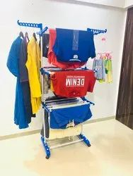 TNC Nextgen Three Layer Cloth Drying Stand