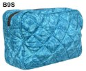 10 Vintage Recycle Silk Sari Clutch Bags Wristlets India B9S