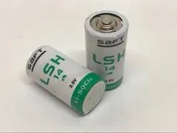 Saft Battery LSH 14 C Size Saft Lithium Battery