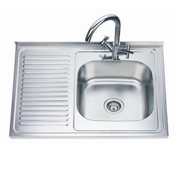 Stainless Steel Kitchen Sinks in Madurai, स्टेनलेस ...