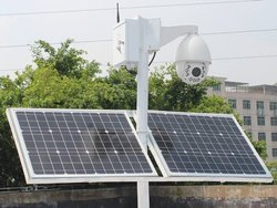 SOLAR IP WIFI 4G CCTV Camera with SD Card option fully Waterproof