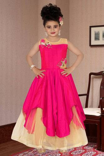 Kids Ball Gown at Rs 795 /piece | Bachchon Ka Gown, किड्स ...