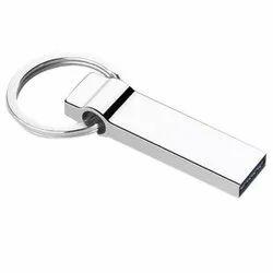 Metal Keychain USB Pen Drive