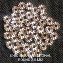 Diamond Cut Silver Plates