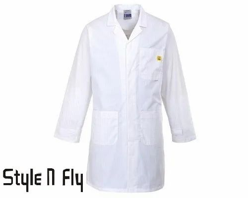Clean Room Dress - Clean Room Antistatic/ESD Coverall