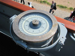 Bearing Repeater Compass 133-406