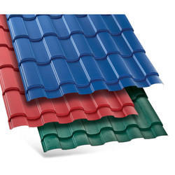 Colour Coated Roofing Sheet In Thrissur Kerala Get