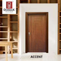 Accent Decorative Wooden Door