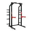 Mild Steel Weight Stack Half Cage For Tone Up