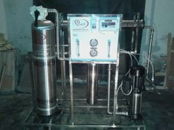 Reverse Osmosis SS 500 LPH