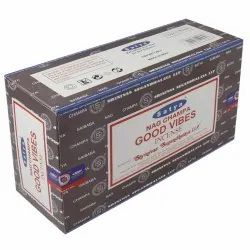 Satya Good Vibes Incense Sticks