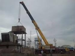 Galvanised Steel Tritherm Dismantling Contractors Services Chennai India