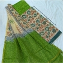Cotton Katha With Kotta Doria Dupatta Suits