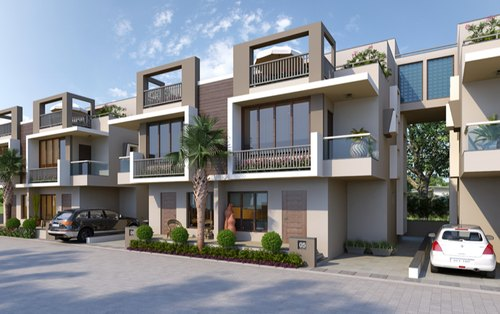 Twin House Duplex Elevation Architectural Services Arch Planest