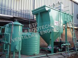 Dry-Clean Industries Effluent Treatment Plant