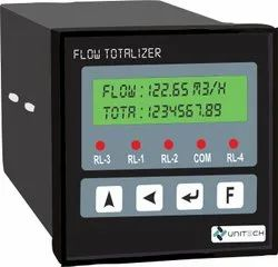 Flow Rate Indicator & Totalizer