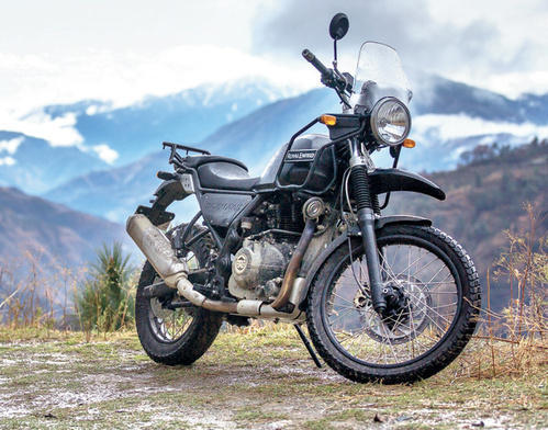 Royal Enfield Himalayan Bikes Motorcycles And Cars