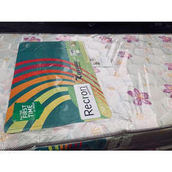 White Coir And Foam Recron Single Sleeping Bed Mattress