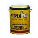 Non Flammable Rubber Adhesive, Grade Standard: Industrial Grade