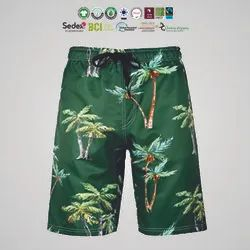Oeko Tex Certified Mens Holiday Shorts