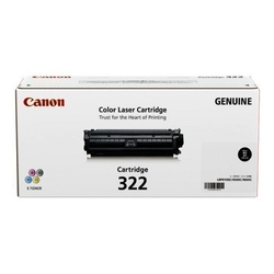 Canon 322 Black Toner Cartridge