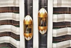 Capsule Elevators for Hotels