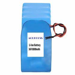 8800mAh 36V Li Ion Battery