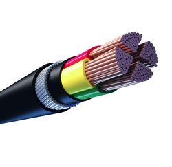 Aluminium Armoured Cable 300 Sqmm 3.5 Core
