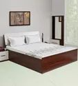 Commercial Ply (mr Grade) Hydraulic Bed, Size: King / Queen