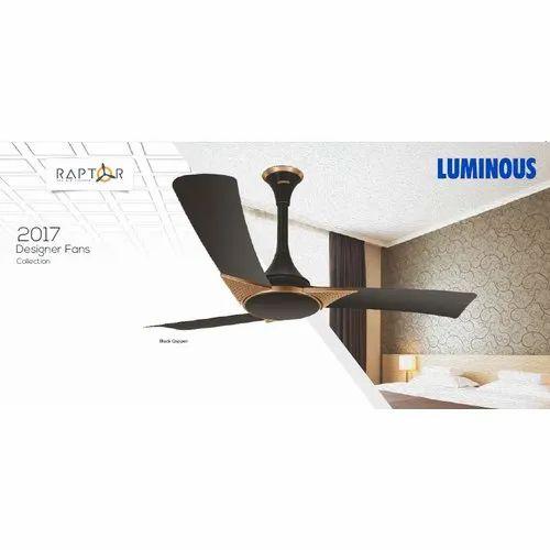 Luminous Room Ceiling Fan