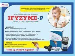 Enzyme Drops- Fungal Diastase (1:1200) 33.33mg   Pepsin (1:3000) 5mg /ml